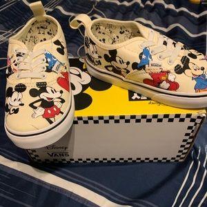 Vans x Disney Mickey Mouse Anniversary